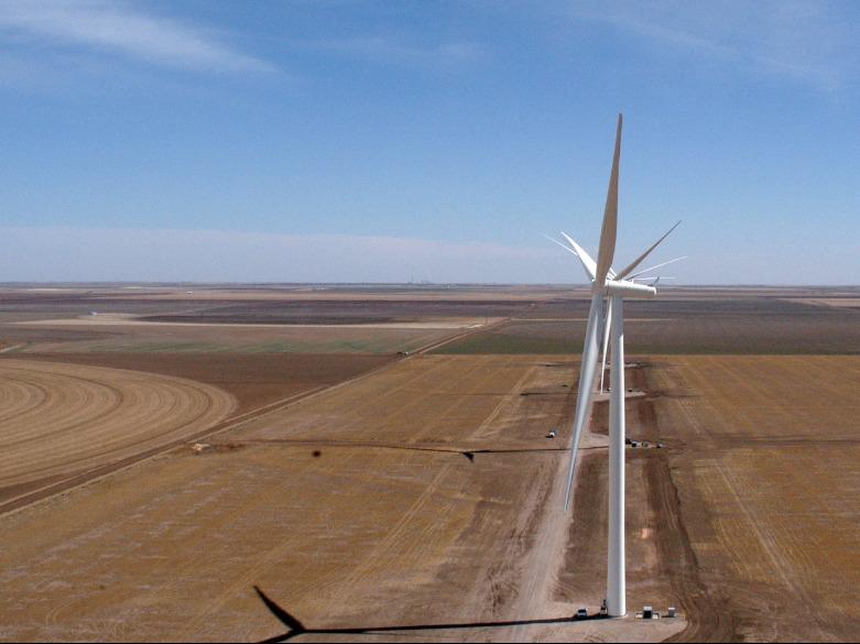 pantex-pic PREP Wind Farm Exceeds Expectations At Pantex Plant