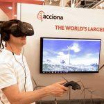 ACCIONA Presents Wind Farm Tours Through Virtual Reality Software