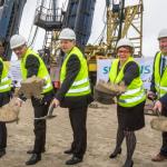 Siemens Initiates Construction Of Cuxhaven Wind Turbine Facility