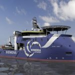 Siemens' Gemini Wind Service Operation Vessel Has Christening Day