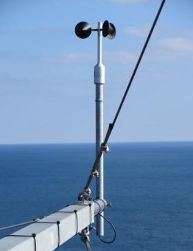 met-mast SgurrEnergy Wins O&M Contract For Inch Cape Offshore Met Mast