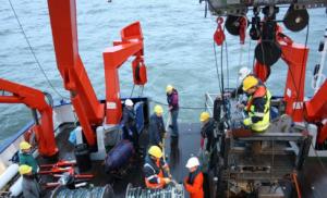 offshore depths
