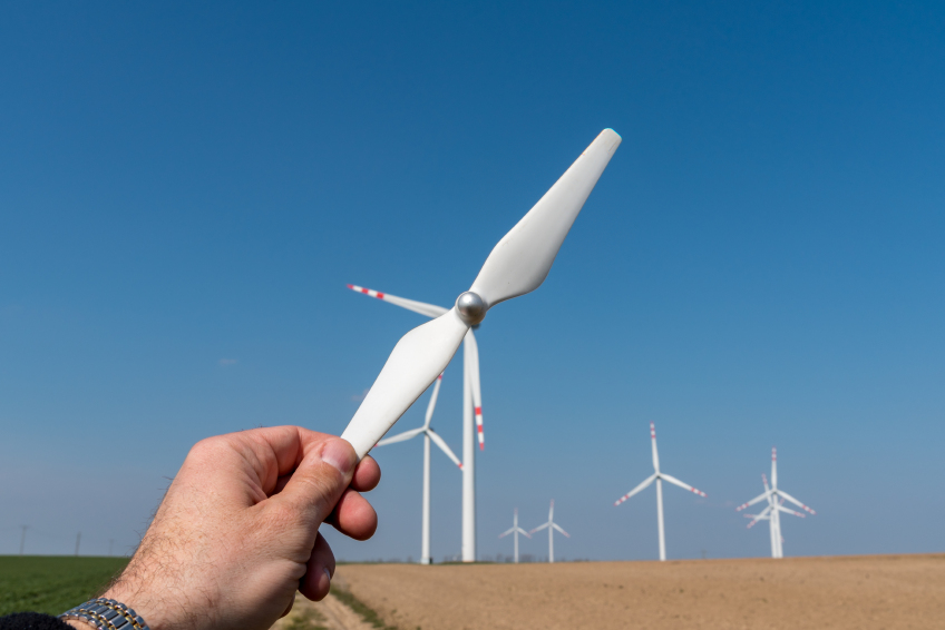 iStock_000090931729_Small Michigan Drone Company Wins DOE Grant For Turbine Inspection Work