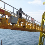 SMST Deploys Telescopic Access Unit For 350 MW Offshore Wind Farm