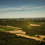 Inauguration Day For Quebec's Frampton Community Wind Farm