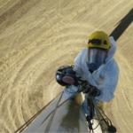 Turbine Manufacturer Employs Altitec For Blade Inspection, Repair