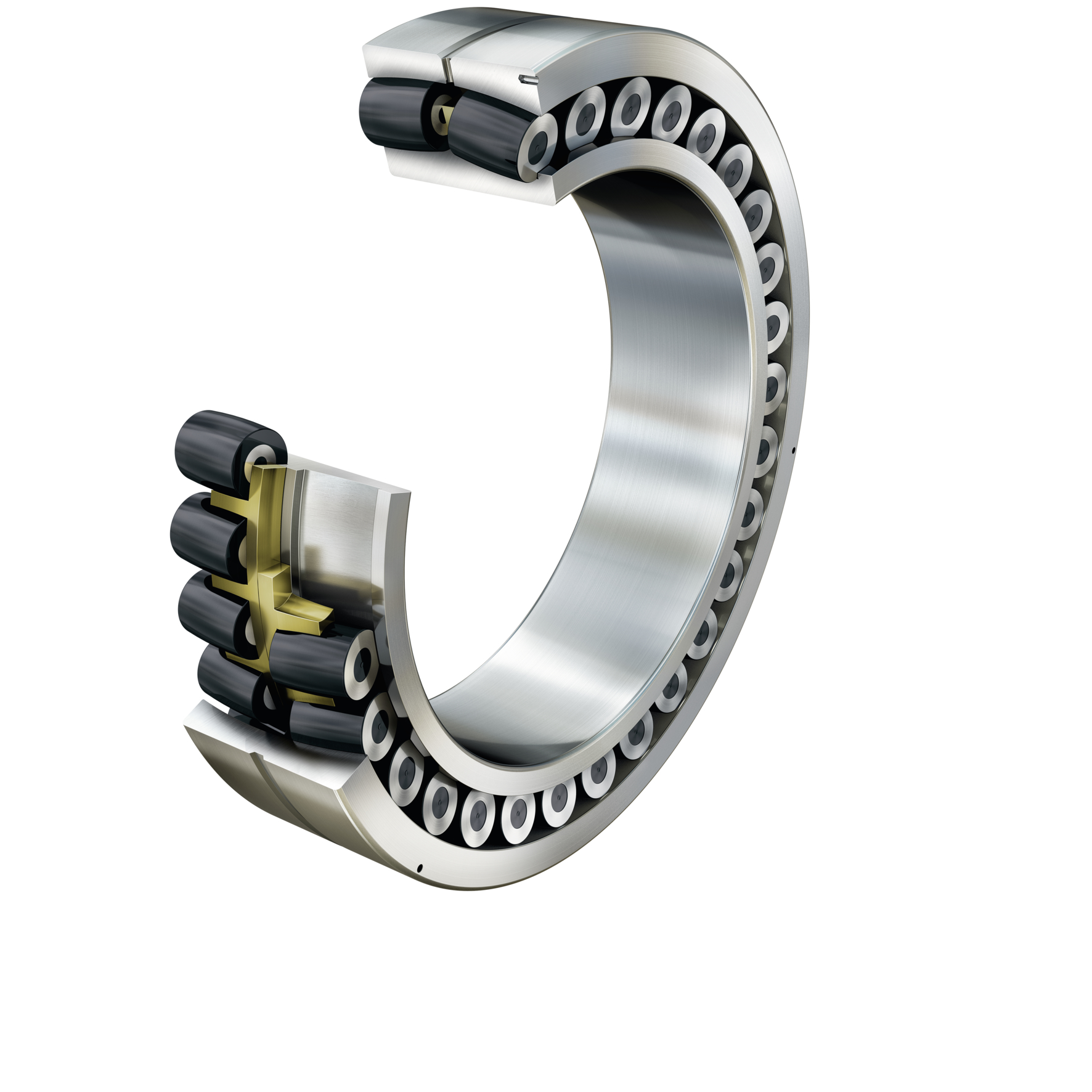 000980E2_asymmetric_bearing Schaeffler's Spherical Roller Bearings Enhance Wind Turbine Efficiency