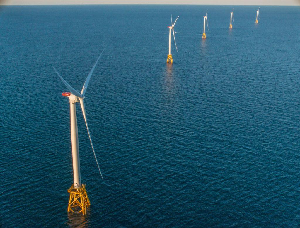 Block Island Wind Farm To Be Monitored 24/7 By Duke Energy Renewables