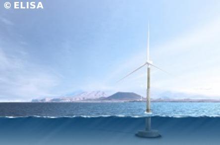 elisa Researchers Develop Self-Installing Offshore Wind Turbine System