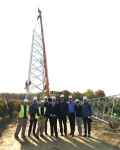 turbine-construction-241x300 U.S. Congressman Discusses ITC Importance At N.Y. Wind Farm