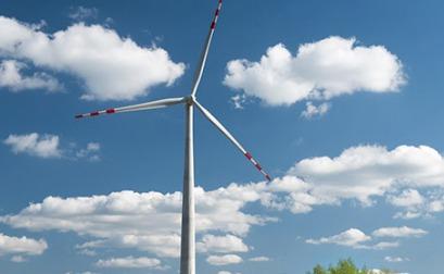 acciona-turbine Acciona Recognized For Installed Renewables, 'Green' Efforts