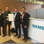 Siemens Wins Certification For New 8 MW Platform