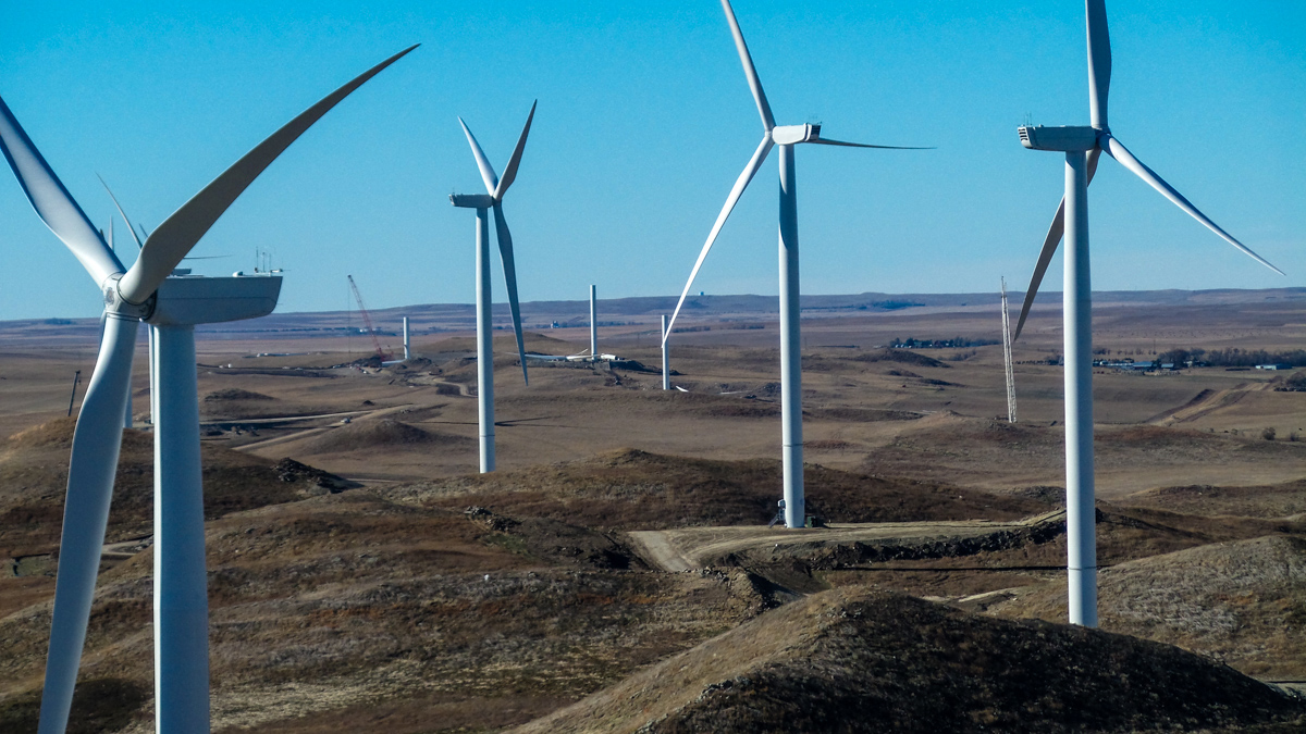 Thunder-Spirit Thunder Spirit Wind Farm To Grow In North Dakota