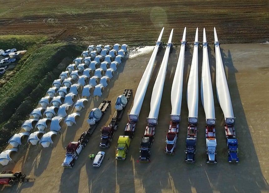 Duke Energy Renewables' First Okla. Wind Farm Begins Operations