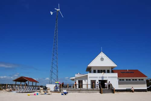 salty brine wind turbine