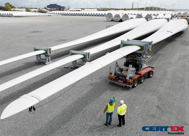 certex wind turbines