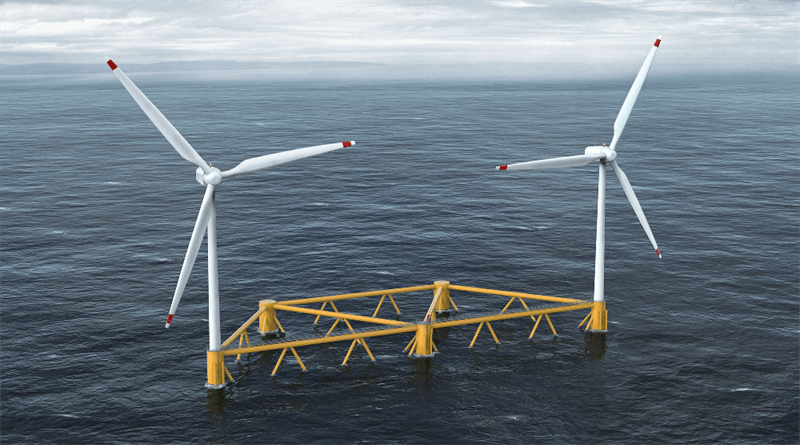 floating offshore wind scotland