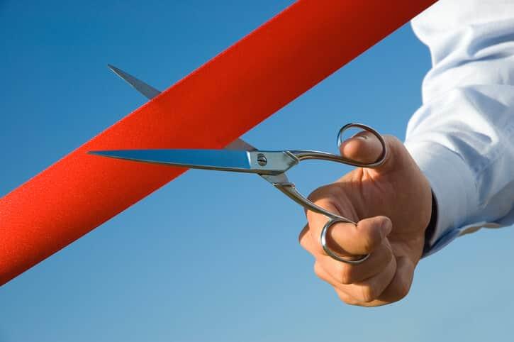 cutting-ribon Enel Green Power North America Cuts Ribbon On New Headquarters