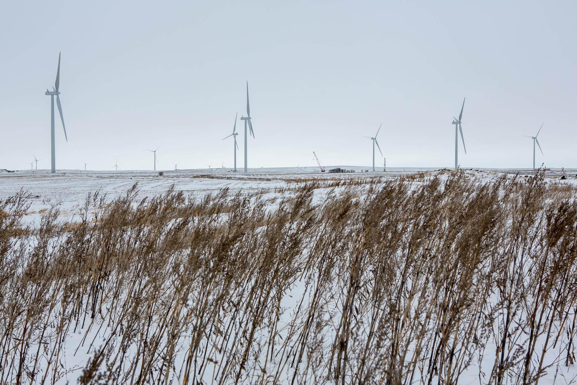 lindahl wind farm