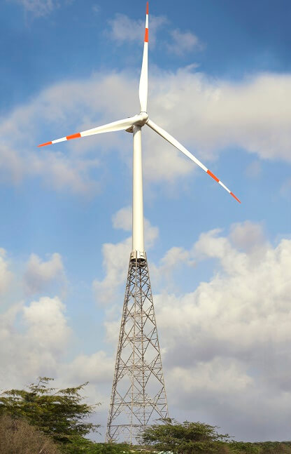 suzlon wind turbine