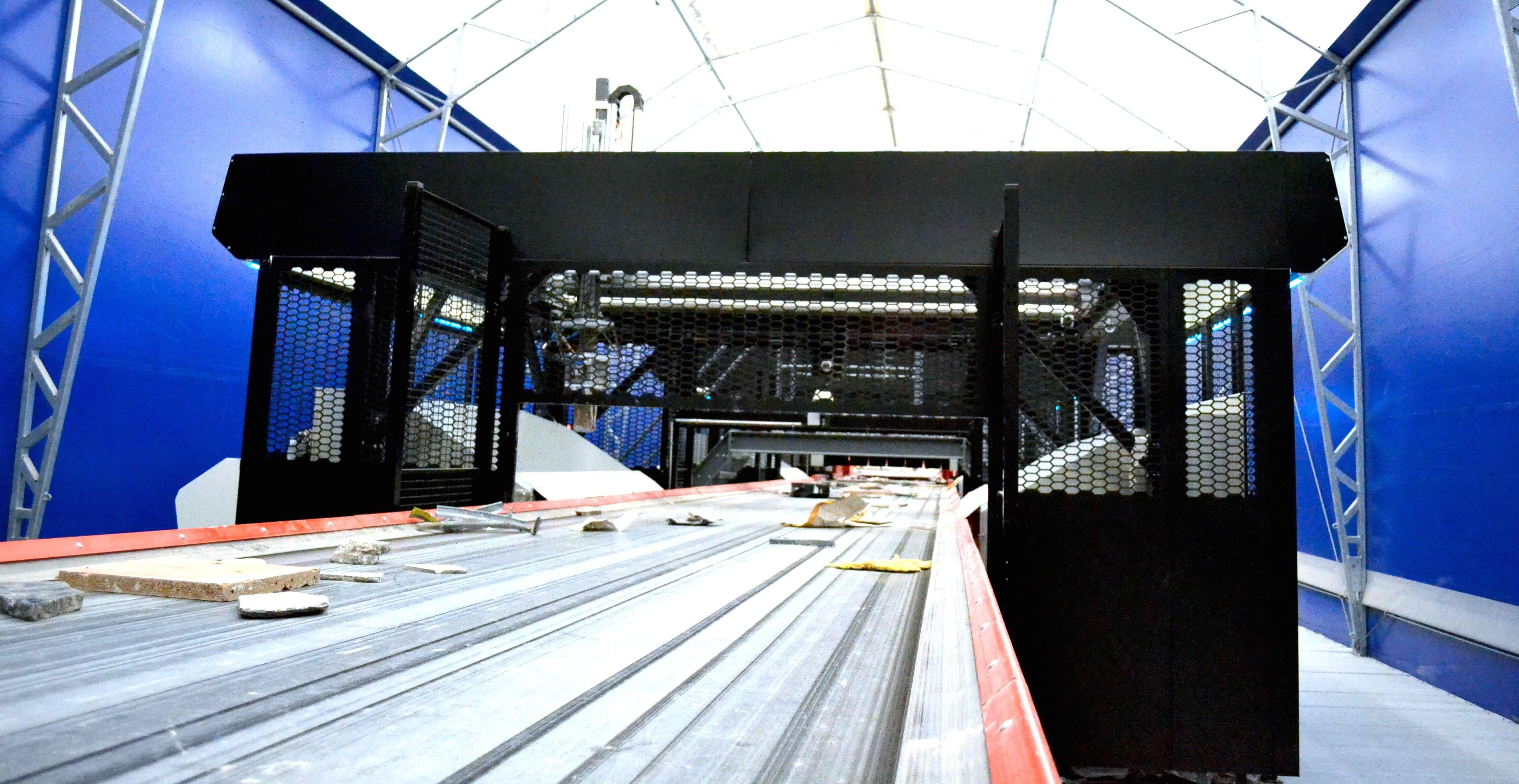 ZenRobotics-Line-Malmoe Wind Turbine Powers Robotic Waste-Sorting System