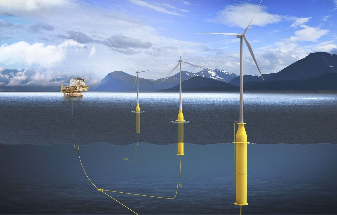 wind-powered oil recovery