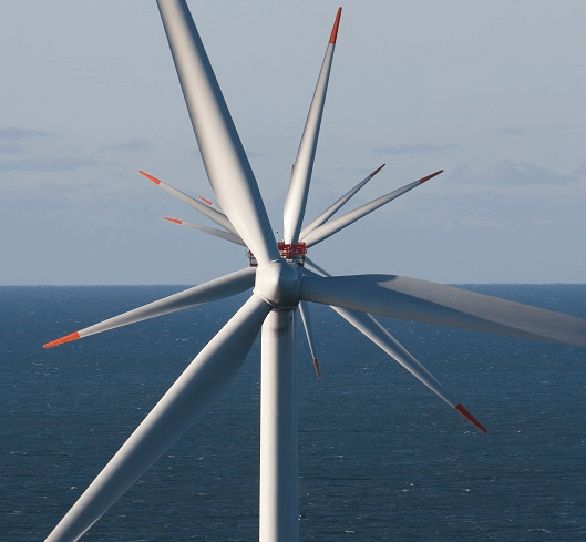 dong energy offshore wind