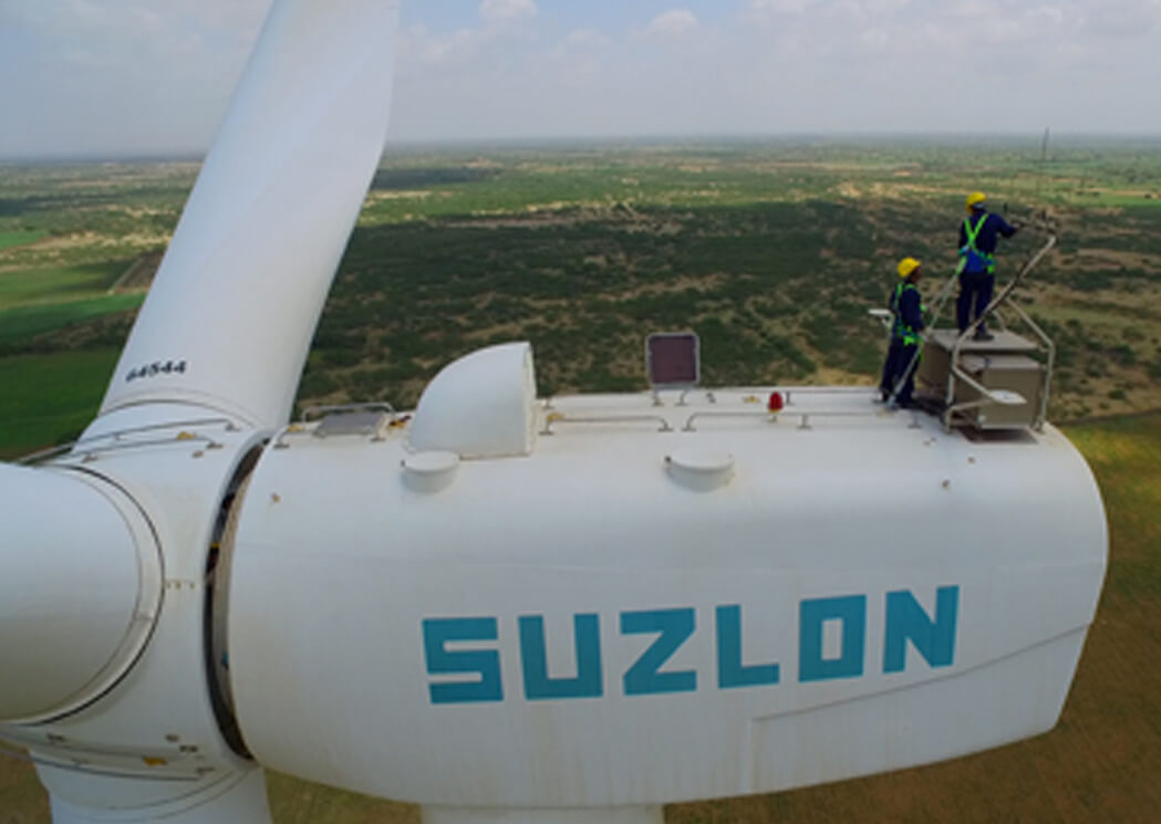 suzlon wind