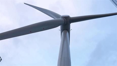 race bank offshore wind farm