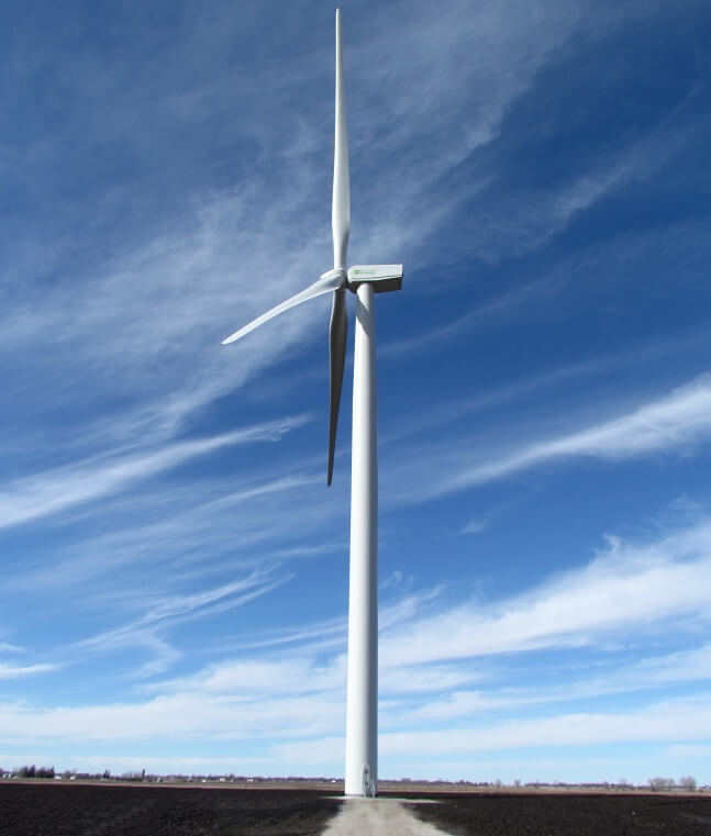 iowa-wind Iowa Wind Facility Begins Operations Across Six Towns