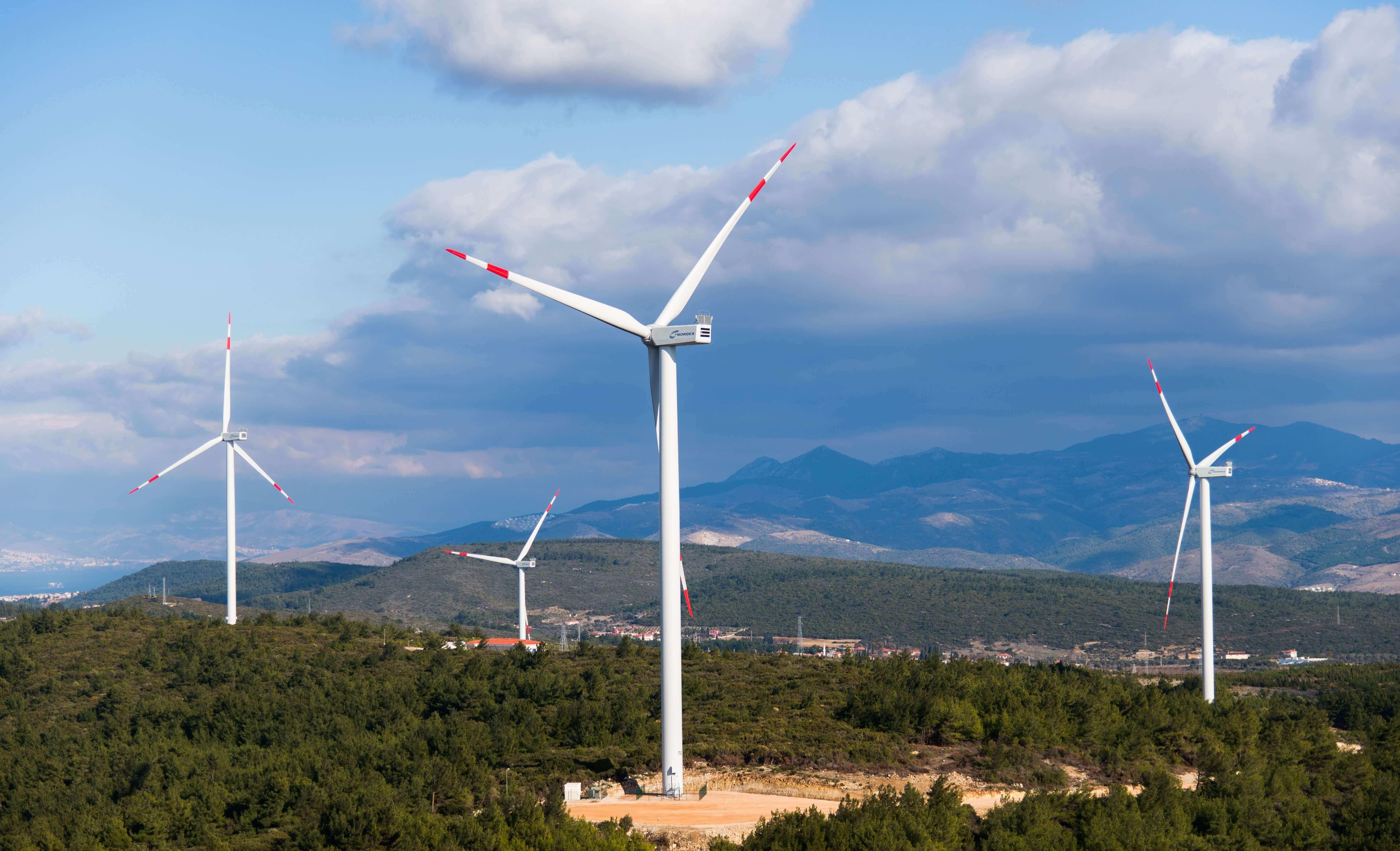 Turkey Nordex To Provide Turbines For 39 MW Eber Wind Farm