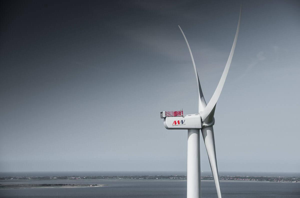 mhi-vestas-1 MHI Vestas Launches V164-9.5 MW Offshore Wind Turbine
