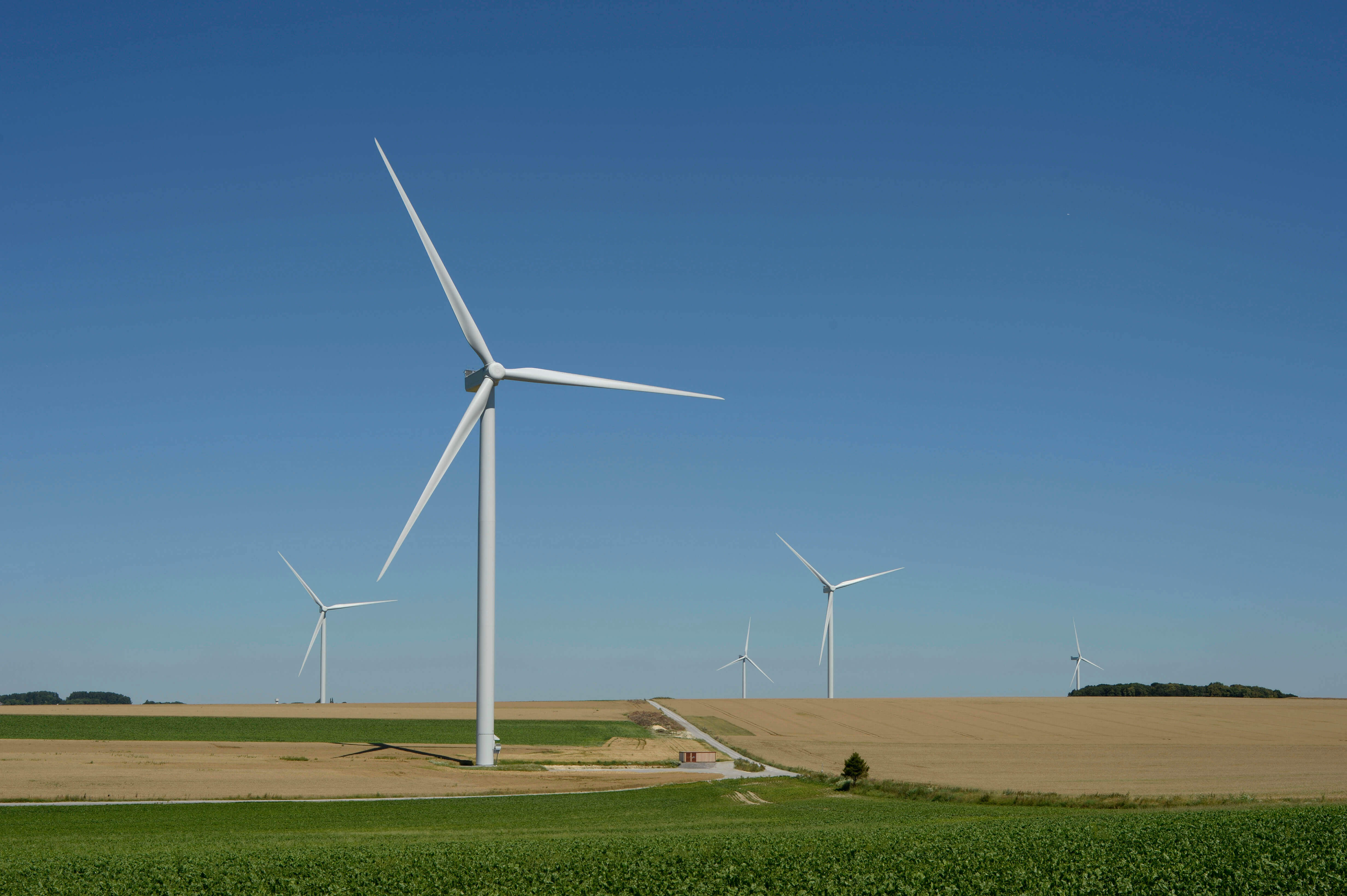 Edf Energies Nouvelles Goes With Nordex For Wind Farm Duo
