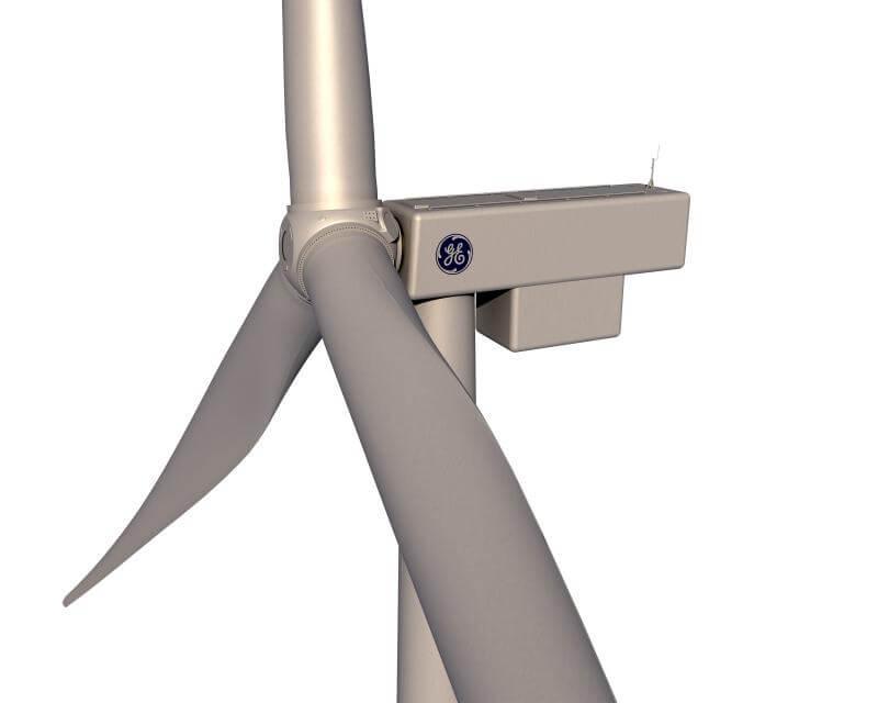 ge-turbine-1 GE Rolls Out Its Biggest Onshore Wind Turbine Yet