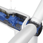 Senvion Installs First Prototype Of New 3.6M140 EBC Turbine
