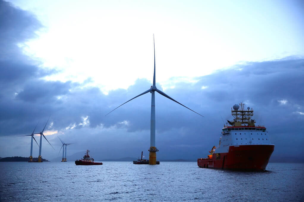 floating offshore wind