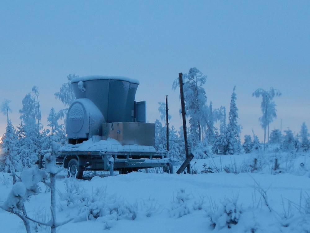 triton-wind-profiler Vaisala Triton Wind Profiler Helps Cut Costs In Canada's Extreme Weather