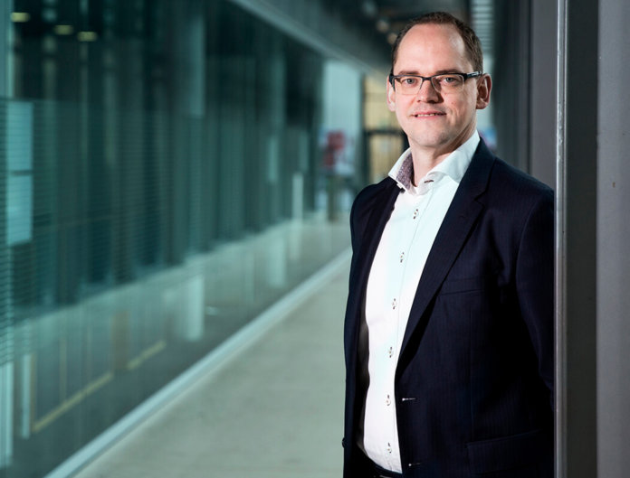 New Wind CEO Martin Neubert