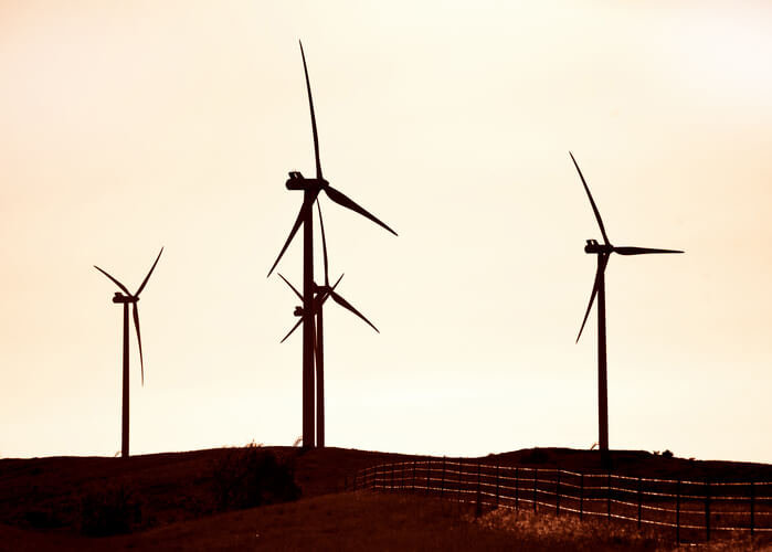American Electric Power Companies Seek Wind Power - North