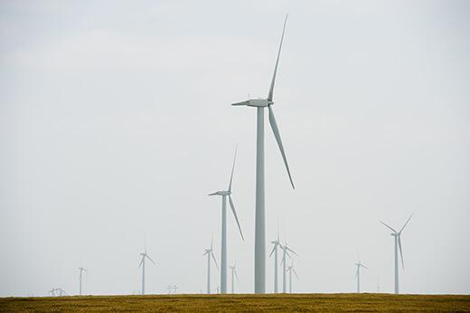 wind kansas