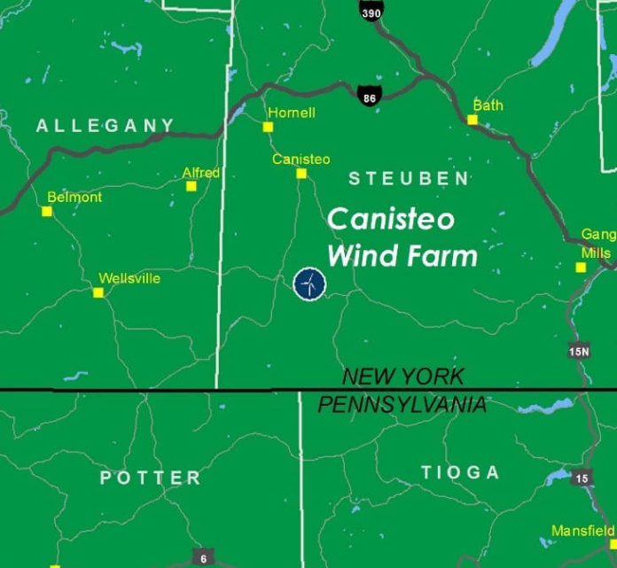 canisteo