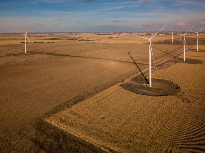 saratoga wind farm
