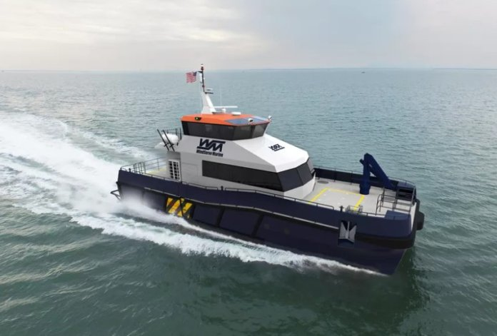 offshore wind vessel