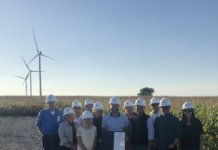 indiana wind farm
