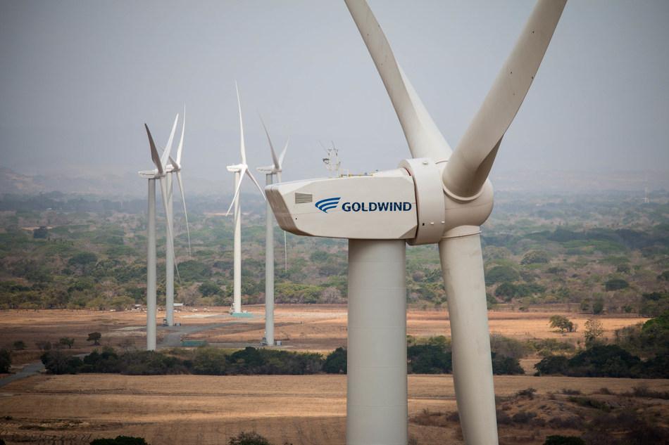 Goldwind Sells Penonome I Wind Project North American Windpower