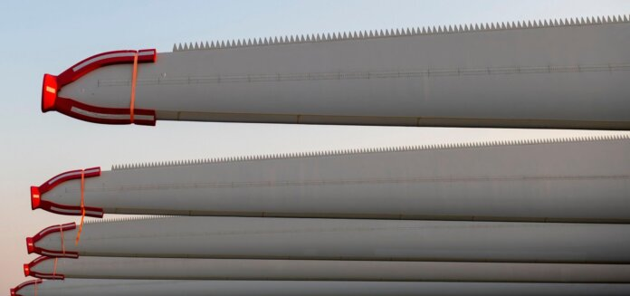 Siemens Gamesa Debuts First Recyclable Wind Turbine Blade